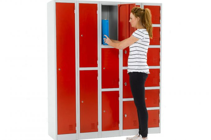 work lockers